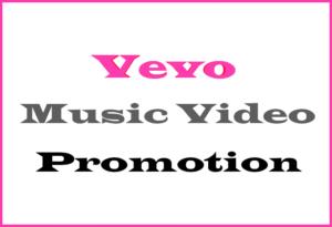 Vevo/YT Music Promo