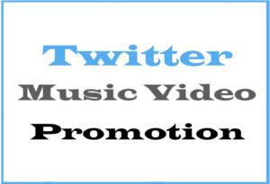 Twitter Music Promo